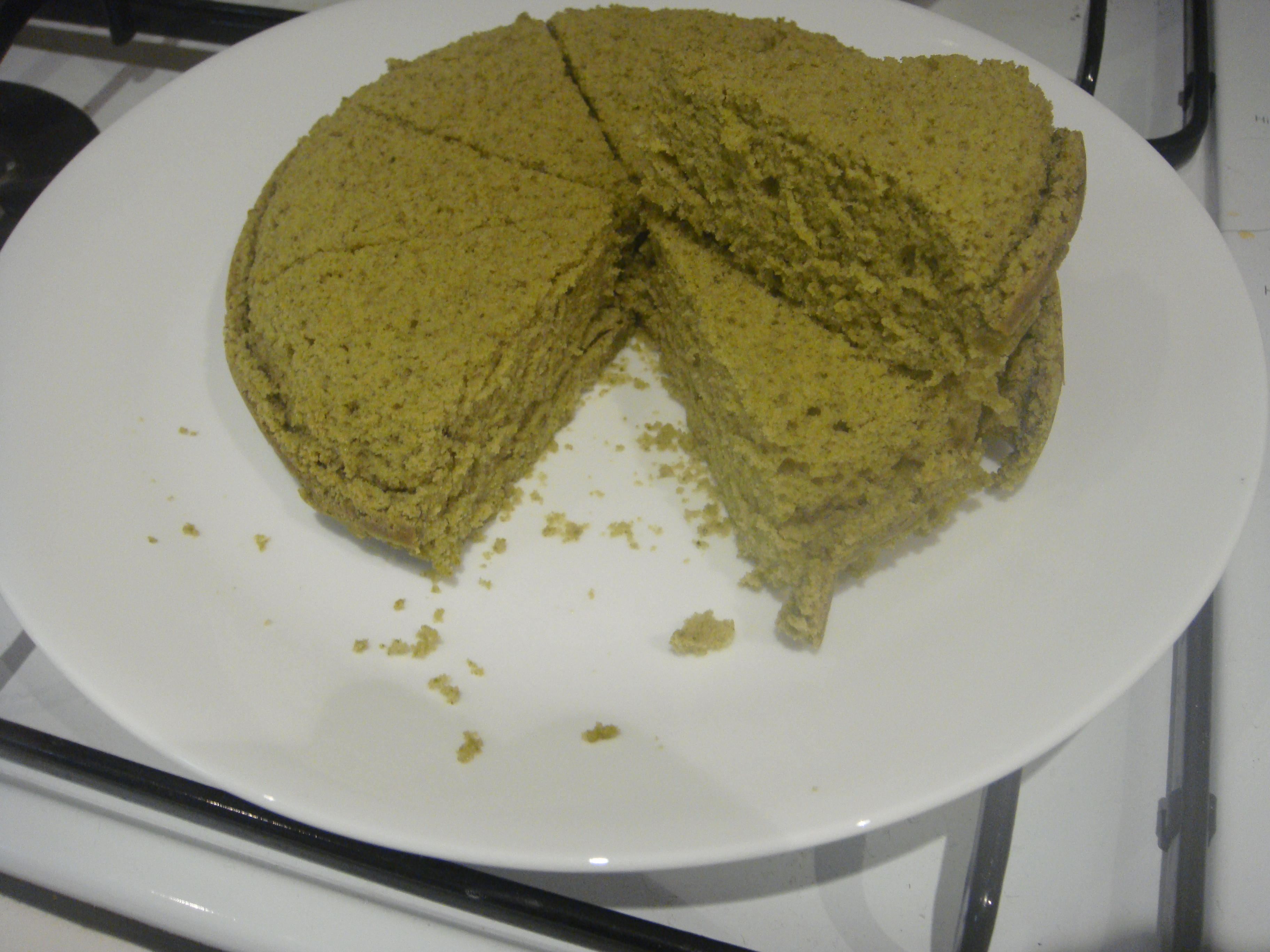 Cake Recipe In A Rice Cooker: Matcha Rice-cooker Cake